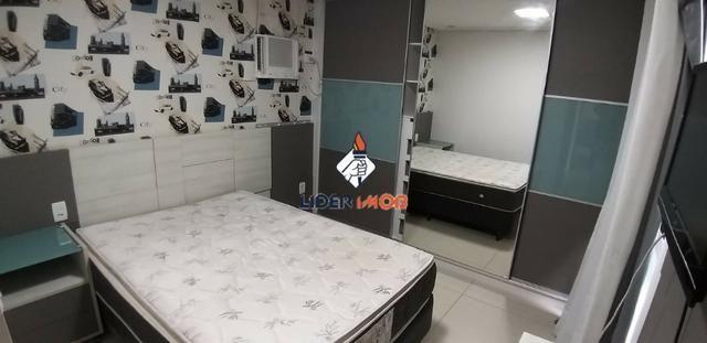 Apartamento 3/4 Mobiliado para Aluguel no Condomínio Vila das Flores - Proximo do Centro - Foto 10