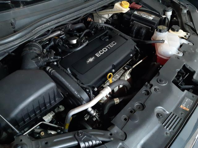Chevrolet Sonic Sedan LTZ automático 2013 - Foto 11