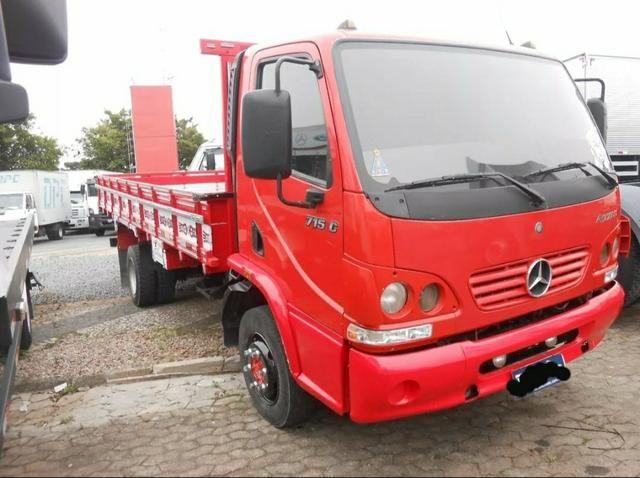 Mercedes-Benz 715 carroceria