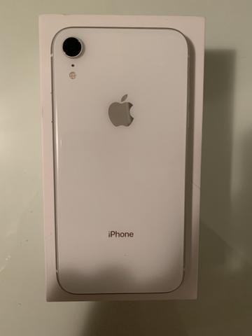 Apple iPhone XR 128 GB Branco na garantia - Foto 4