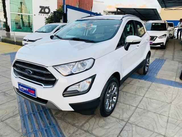 Ford EcoSport Titanium 1.5 Automática 2020 - Apenas 5.000 km