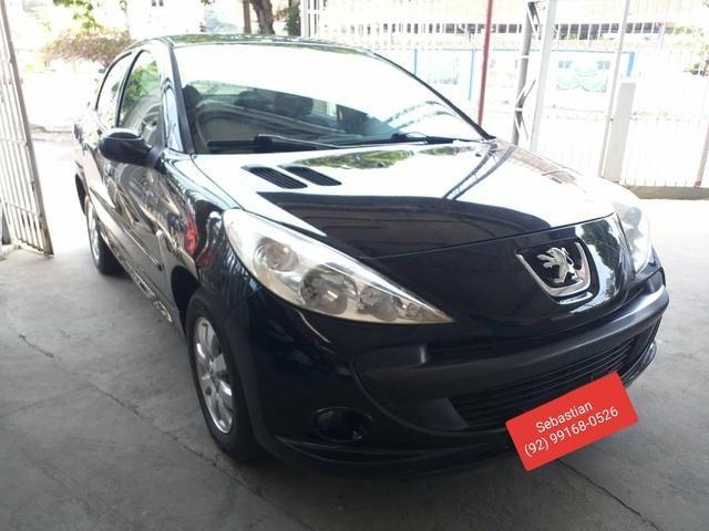 Peugeot Passion 207 1.4 2010 - Ent.2.500 Só 67mil km rodado - 2009