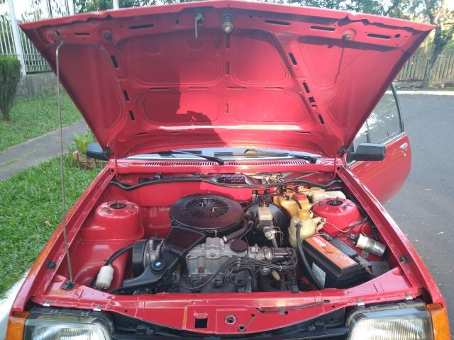 Monza 1984 Stander 1.8 Álcool 5 Marchas Básico - Foto 10