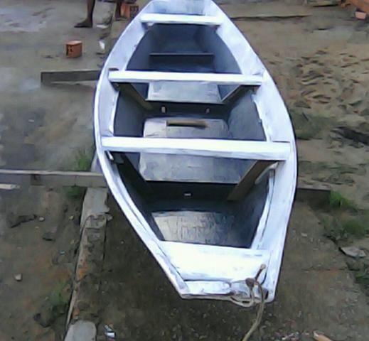 Vernde-se canoa