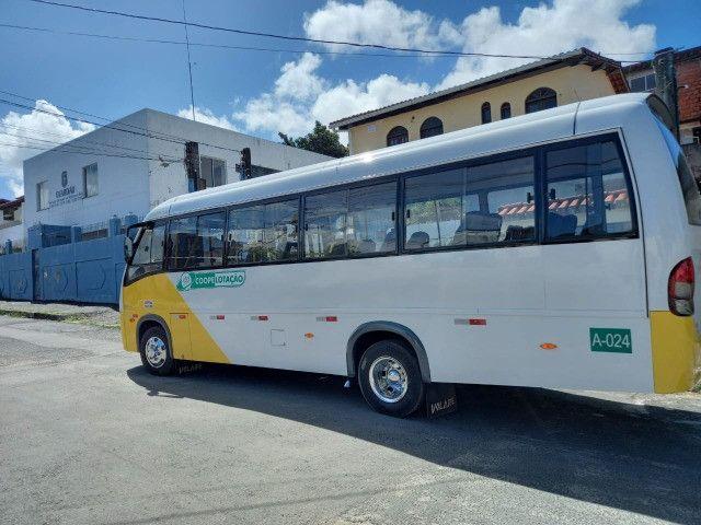 Vendo micro onibus volare W8 ano 2010 - Foto 4
