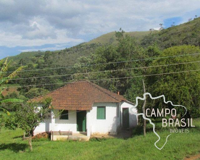 Campo Brasil Imóveis, realizando seu sonho rural! Fazenda de 84.4 hectares em Carvalhos-MG - Foto 9