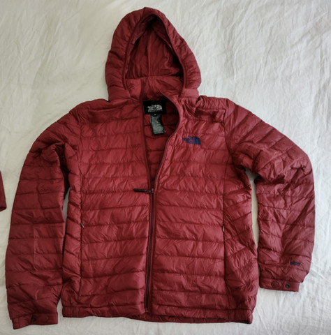 Jaqueta masculina The North Face importada