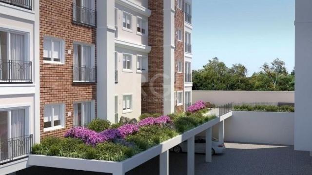 Apartamento à venda com 1 dormitórios em Várzea grande, Gramado cod:EV4091 - Foto 14