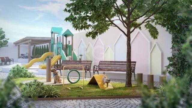 Apartamento à venda com 1 dormitórios em Várzea grande, Gramado cod:EV4104 - Foto 4