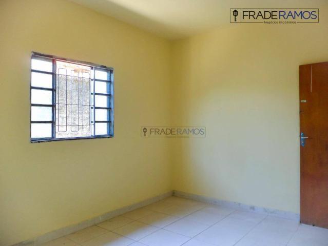 Casa com 3 dormitórios para alugar por R$ 750,00/mês - Residencial Solar Bougainville - Go - Foto 12