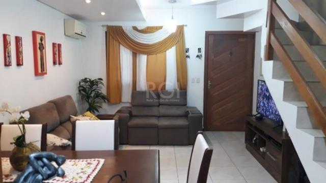 Casa à venda com 3 dormitórios em Nonoai, Porto alegre cod:BT9810 - Foto 3