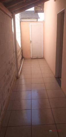 Casa com 2 dormitórios para alugar, 70 m² por R$ 650,00/mês - Jardim Primavera - Bady Bass - Foto 7
