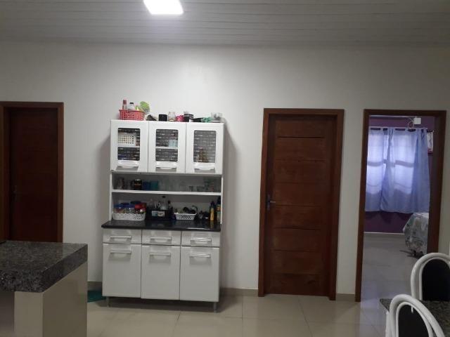 Vendo casa na zona norte de 03 quartos - Foto 8