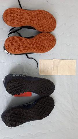 Chuteiras nunca usadas Tam 37, Nike Original, veio dos  USA. - Foto 2