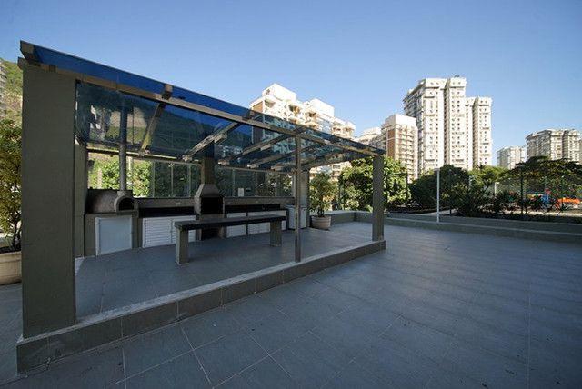 Apartamento Estação São Conrado Metrô na porta 5 minutos Leblon - Foto 14