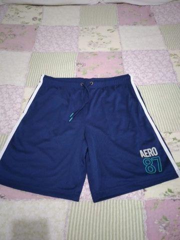 Aeropostale bermudas shorts original - Foto 4