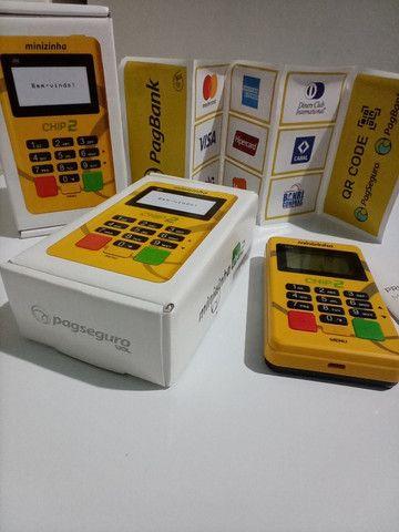 Máquinas de Cartão, não perca as vendas de final de ano - Foto 6