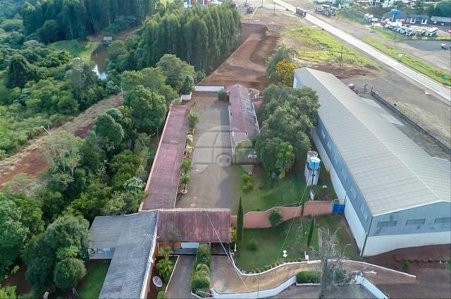 Galpão/depósito/armazém à venda em São cristóvão, Pato branco cod:136849 - Foto 2