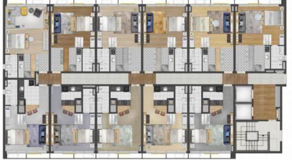 Apartamento à venda com 1 dormitórios em Partenon, Porto alegre cod:AP010336 - Foto 6