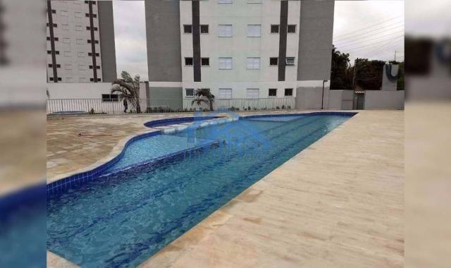 Condomínio Piemont Apartamento com 2 dormitórios à venda, 55 m² por R$ 285.000 - Parque Vi - Foto 8