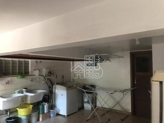 Casa com 3 dormitórios à venda, 500 m² por R$ 1.200.000,00 - Mata Paca - Niterói/RJ - Foto 18