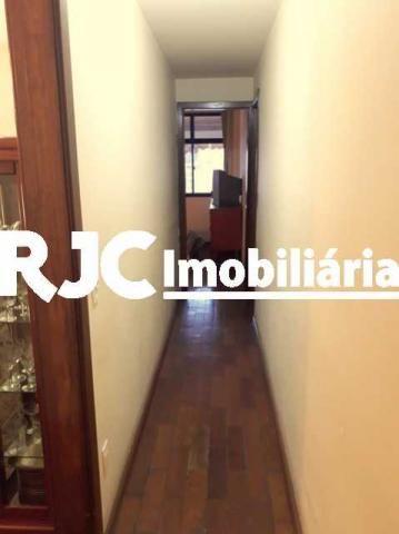 Apartamento à venda com 4 dormitórios em Tijuca, Rio de janeiro cod:MBAP40338 - Foto 7