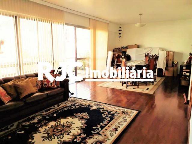 Apartamento à venda com 3 dormitórios em Tijuca, Rio de janeiro cod:MBAP32453 - Foto 4