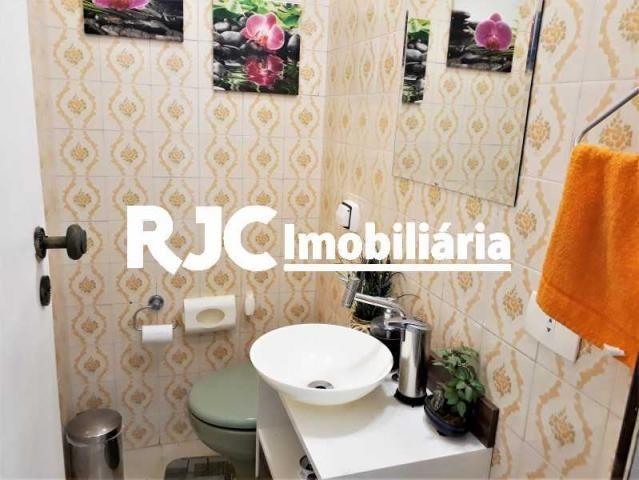 Apartamento à venda com 3 dormitórios em Tijuca, Rio de janeiro cod:MBAP32453 - Foto 5