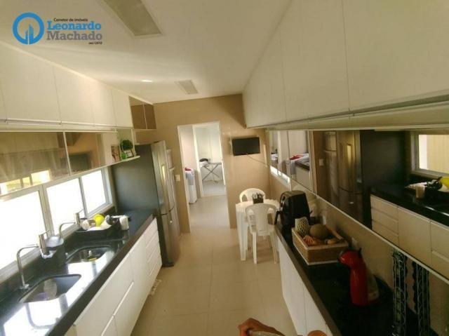 Casa com 5 dormitórios à venda, 320 m² por R$ 1.350.000 - Centro - Eusébio/CE - Foto 4