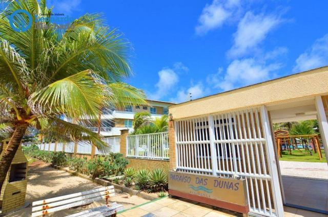 Apartamento à venda, 125 m² por R$ 680.000,00 - Porto das Dunas - Fortaleza/CE - Foto 17