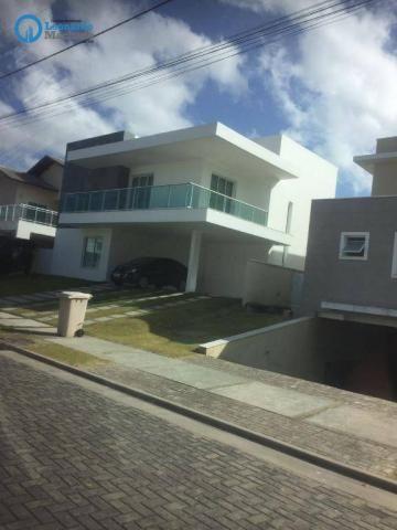 Casa com 5 dormitórios à venda, 320 m² por R$ 1.350.000 - Centro - Eusébio/CE - Foto 18