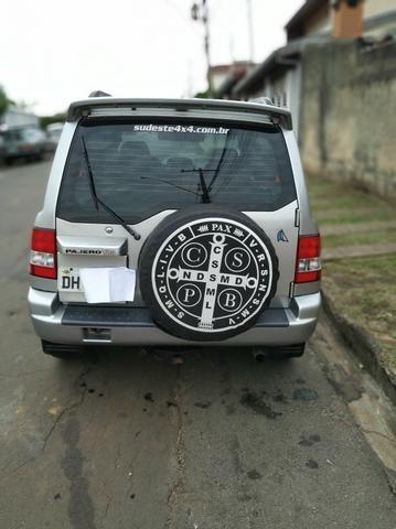 Passa financiamento SUV Pajero TR4 completa - Foto 10