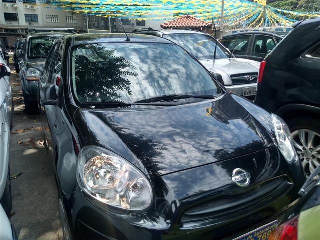 NISSAN MARCH 1.0 ACTIVE 16V FLEX 4P MANUAL