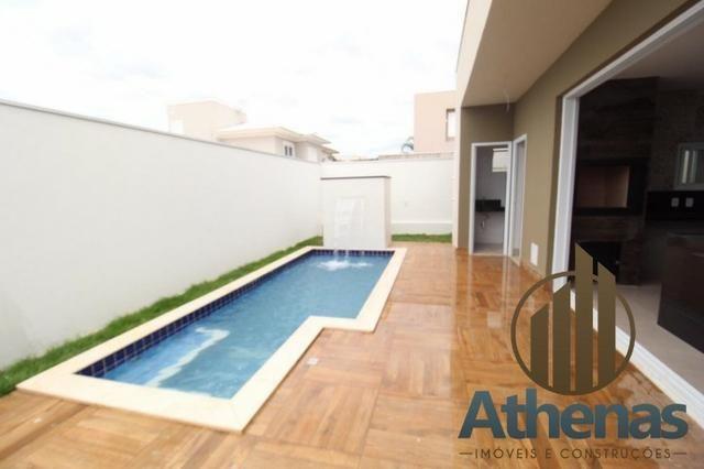 Condomínio Belvedere casa térrea com 3 suítes e 197 m² imóvel novo - Foto 17