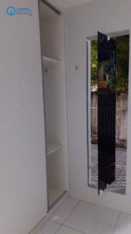 Apartamento com 2 dormitórios à venda, 62 m² por R$ 230.000 - Centro - Fortaleza/CE - Foto 11