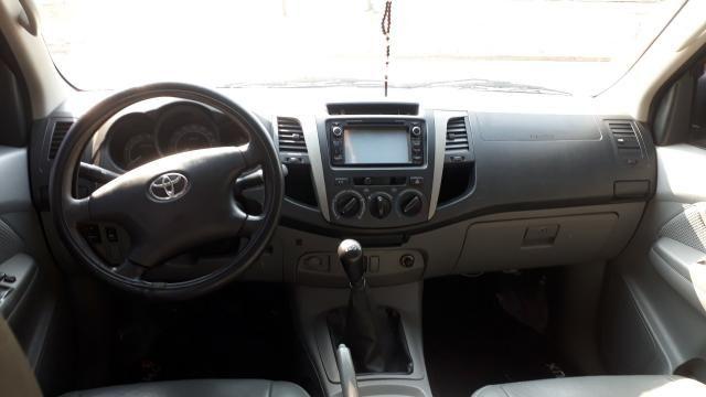 Toyota Hilux CD SRV 3.0 Preto - Foto 6