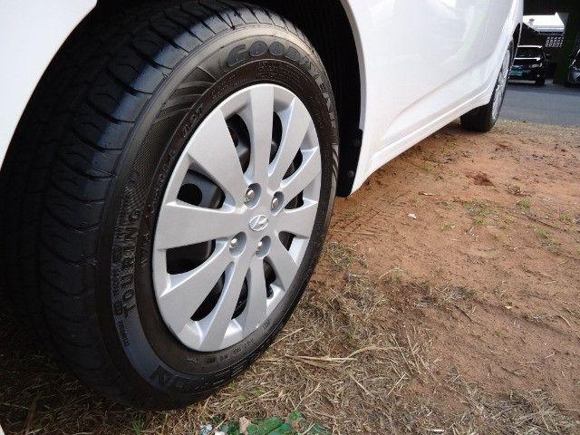 Hyundai/HB20 1.0M Comfort (Único Dono) - Foto 19