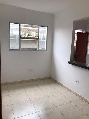 Casa Alta Nova 02 dormitórios Jd Rio Branco espaçosa, Minha C. Minha vida Entrada Fácil