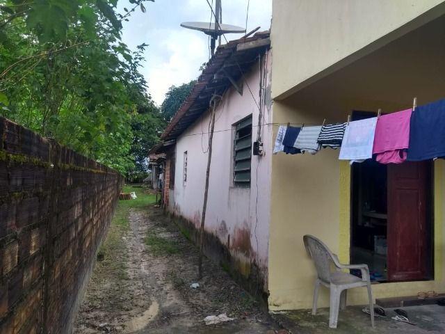 R$180 mil reais duas casas no Apeú em Castanhal terreno 10x70 - Foto 16