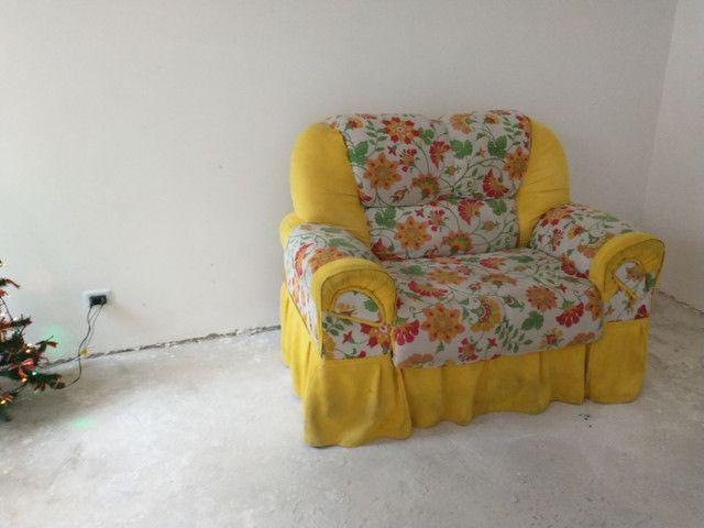 Sofá de dois e três lugares - Foto 4