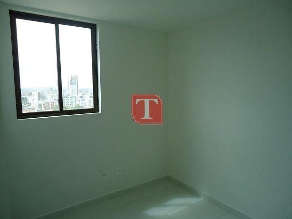 Tibério aluga apartamento no Belle Ville Residence, 2 quartos, Catolé - Foto 7