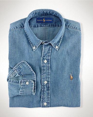Camisa Jeans RL - Foto 2