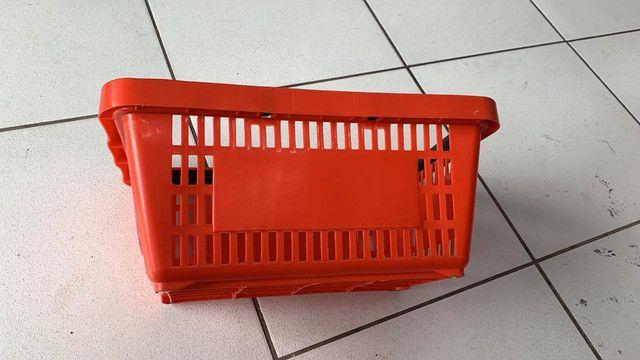 Cesto de compras  - Foto 3