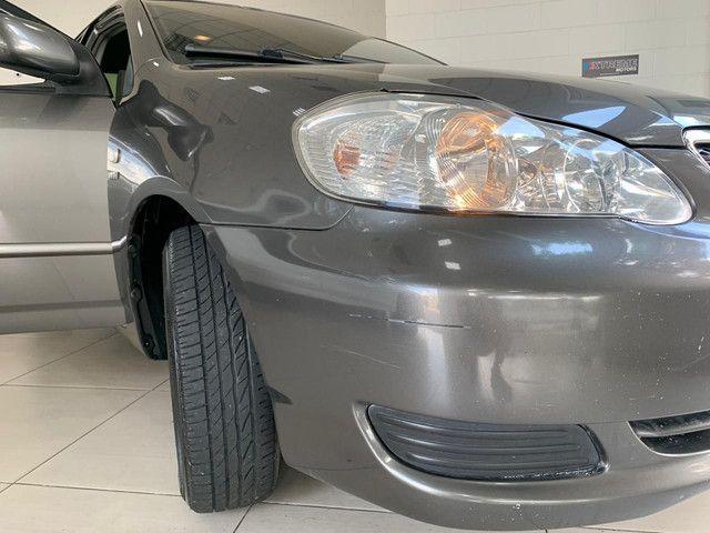Toyota Corolla XLI 1.6 16v Gasolina Mec. 2005 - Foto 3