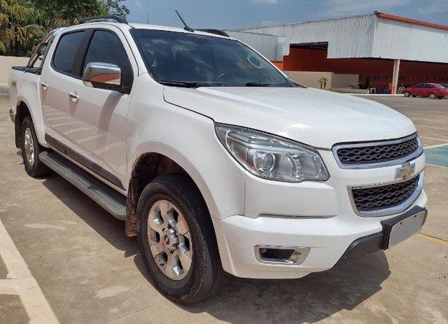 """"""" Oportunidade Única! Linda S10 Ltz Automática Diesel 4x4 2014/2014 ''"""