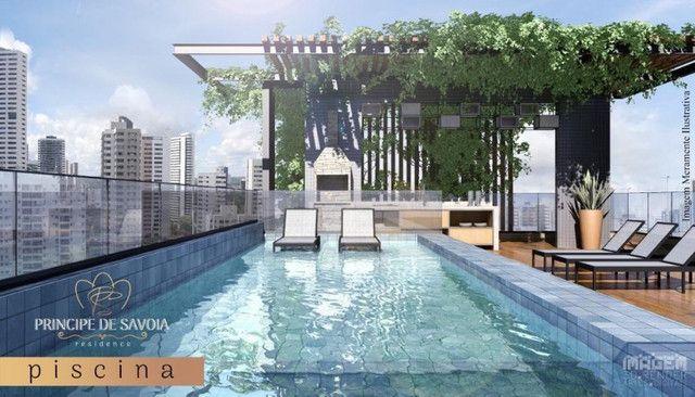 Lançamento no Bessa - Apartamento com 1 e 2 Quartos - Elevador e Área lazer na Cobertura - Foto 5