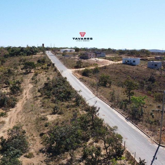 Lotes 1.000 m² Perto das Cachoeiras em São José de Almeida