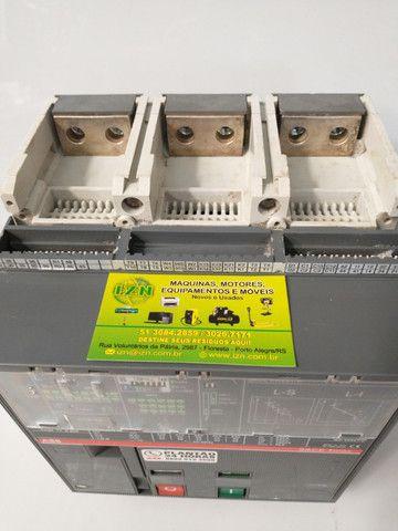 Disjuntor Sace Tmax Abb 800a Motorizado - Foto 3