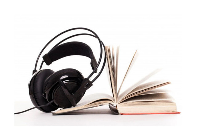 Audiobooks, Audiolivros
