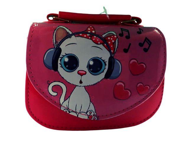 Bolsa de Gato Gatinho Infantil - Foto 4